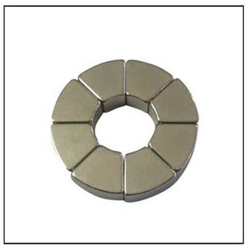 Neodymium Halbach Array Motor Magnets
