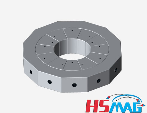 Halbach Array Assemblies