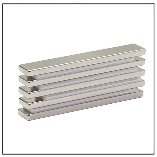 Rectangle Powerful Rare Earth Magnet