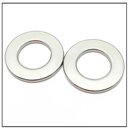 Ring Permanent Neodymium Magnet