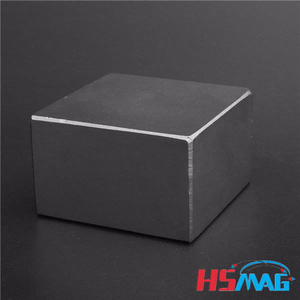 50x50x30mm Super Strong Rare Earth Neodymium N52 Block Magnet