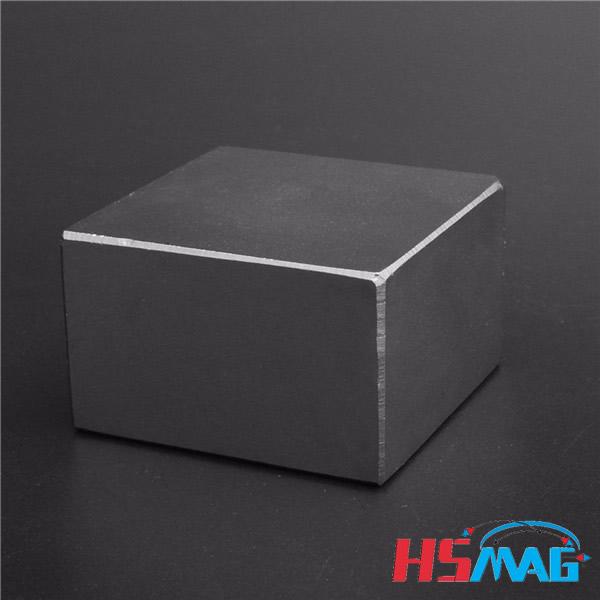 50x50x30mm Super Strong Rare Earth Neodymium N52 Block Magnet
