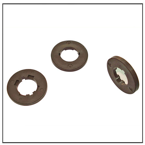 Injection Molded Plastic Ferrite Ring Magnet