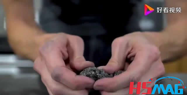 Magnetic King - Neodymium Magnet was Thrown into the Mixer