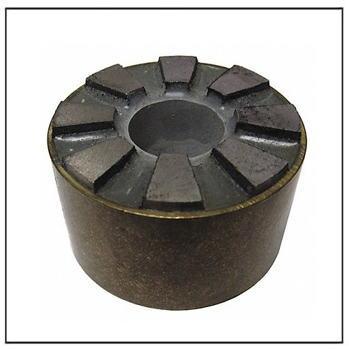 Multi-Poles Magnets AlNiCo Rotor Assemblies