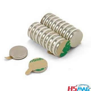 Self Adhesive Magnets