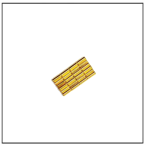 Golden Coated Miniature NdFeB Magnet for Sensor
