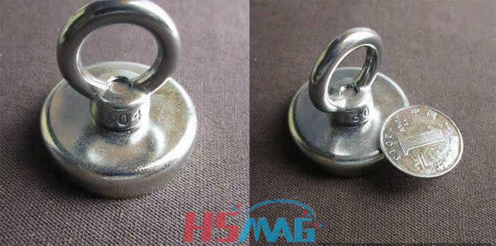 N50 Neodymium Hook Magnet