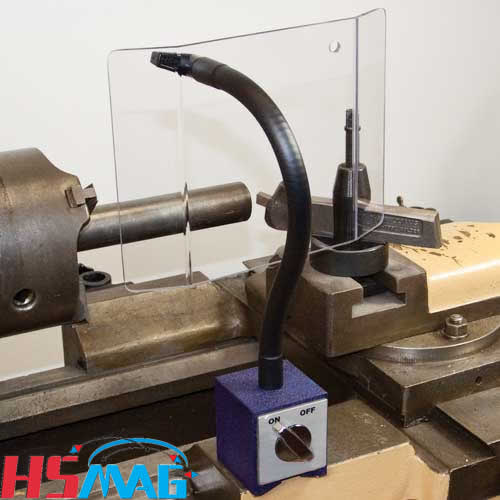 OnOff Magnetic Base Shields for Various Machinery Applications