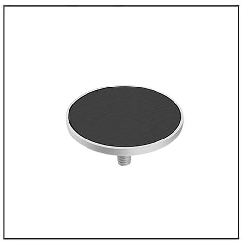 Encased Ceramic Threaded Stud Magnet