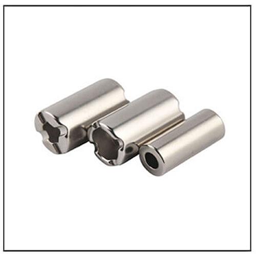 Customized Tube Shape Neodymium Magnets