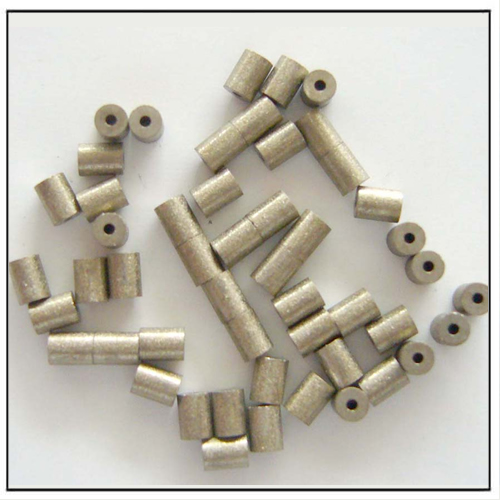 Cylinder Tube SmCo Micro Precision Magnets