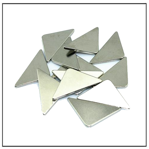 Nd Irregular Triangle Trapezoid Magnets