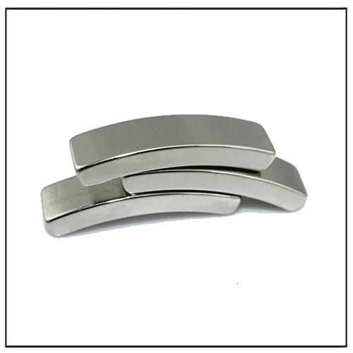 Neodymium Arc Permanent Drive Motor Magnets