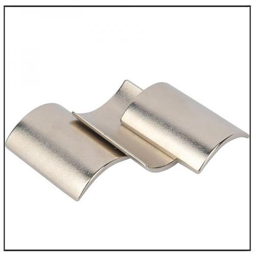 Tile Shaped Vibration Motor Magnets