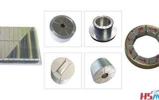 A Arrangement of Permanent Magnets - HALBACH ARRAY