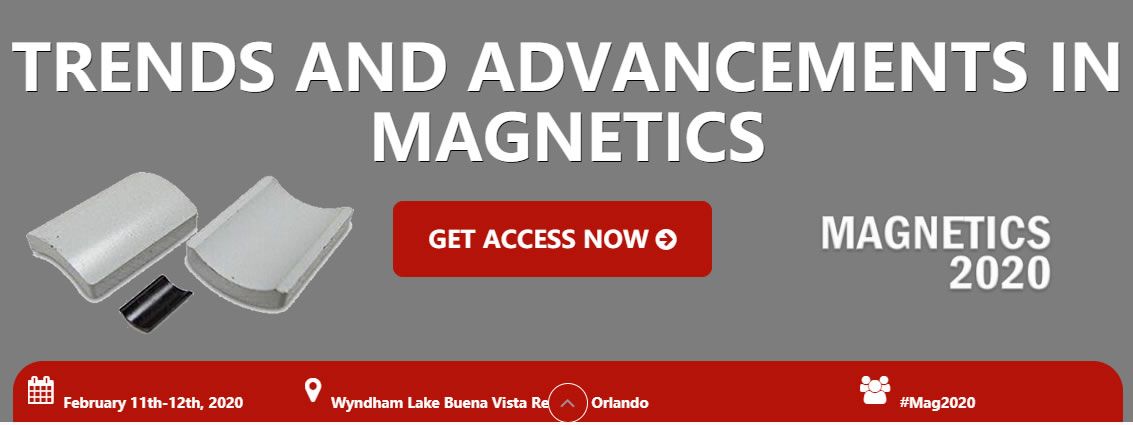 MAGNETICS 2020 OVERVIEW