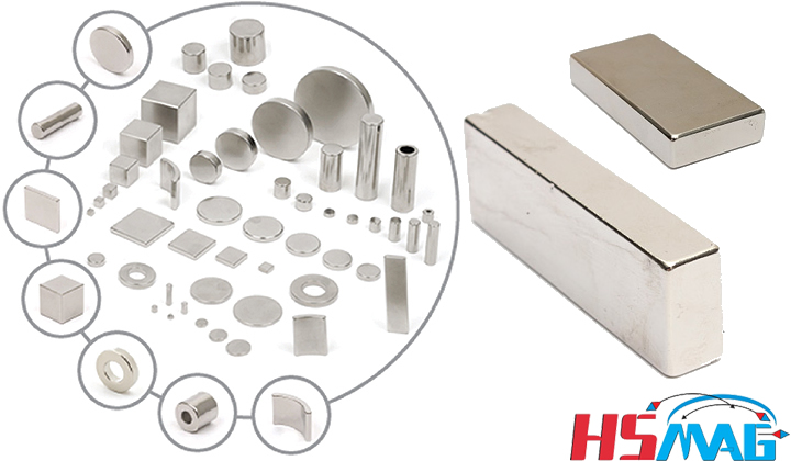 Magnet in Singapore Neodymium magnet shapes sizes