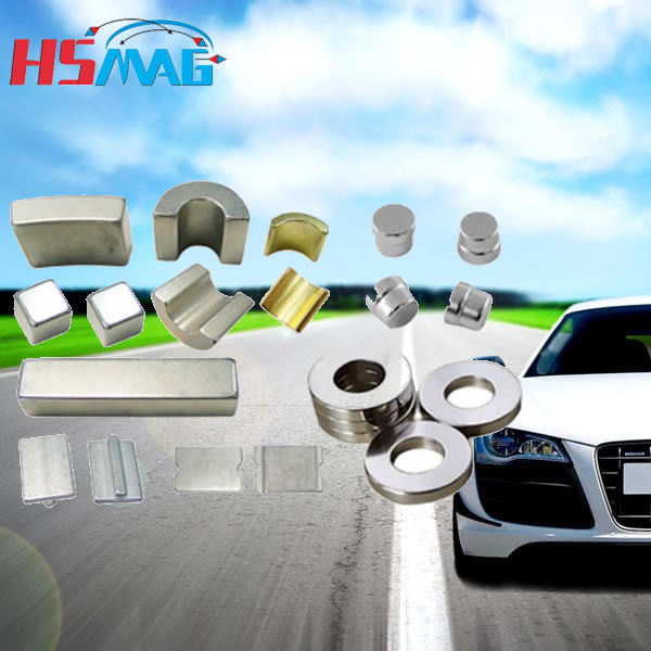 Magnets for AUTOMOTIVE & TRANSPORTATION