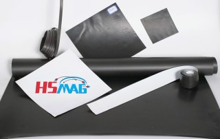 PERMANENT Rubber Magnets