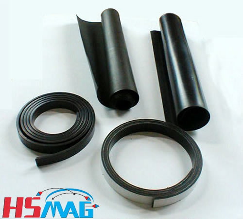 Rubber Magnet Magnetic Property