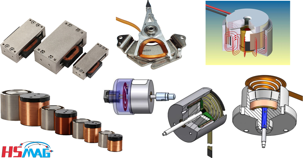Characteristics and Selection of Voice Coil Motors