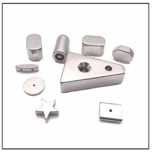 High Corrosion Resistant Magnets NdFeB