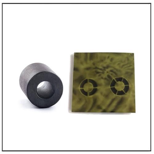 Multipolar Ceramic Ring Cylinder Magnet