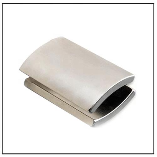 BLDC Motor Magnets Arc Tile Shape N35SH Wholesale