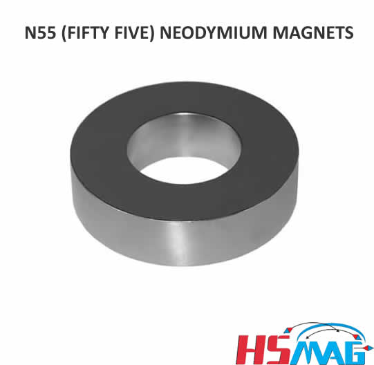 N55 (FIFTY FIVE) NEODYMIUM MAGNETS