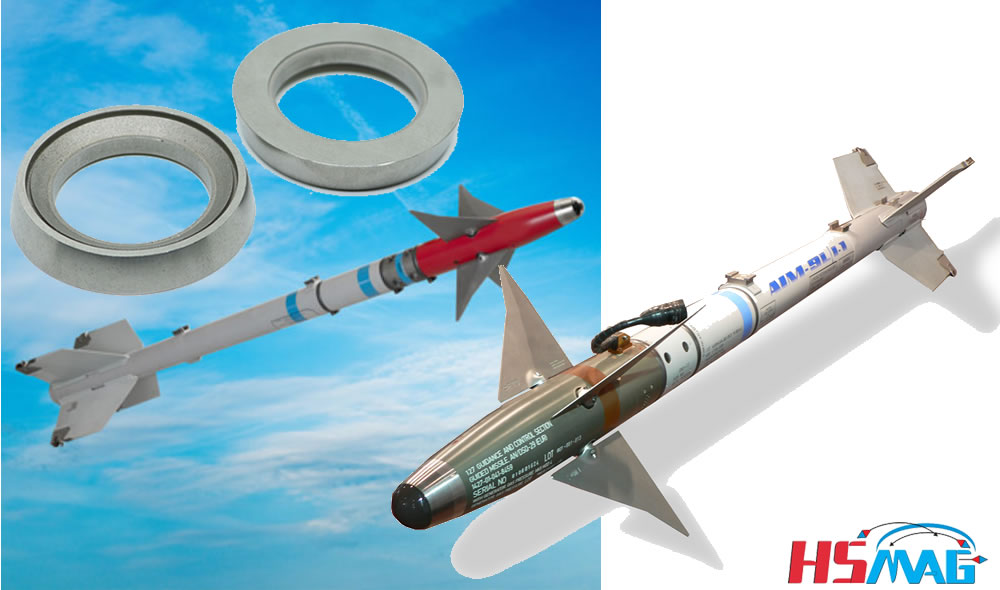 Permanent Magnet for Infrared Guided Missile