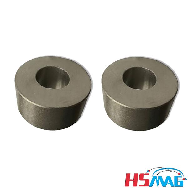 Custom SmCo Ring Permanent Magnet for Rotor Motor