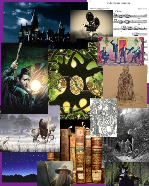Magic Influence Map