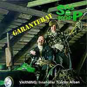 Sås och Kopp – Garanterat (CD)