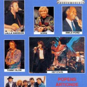 Live at Tyrol 1989 / 60-talspop (DVD)