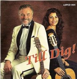 Streng Håkan & Maria De Jesús – Till Dig (CD)