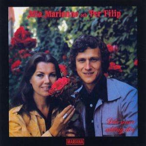 Mia Marianne & Per Filip – Där rosor aldrig dör (CD)