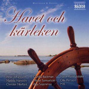Havet Och Kärleken (Backman/Nerfont/Saijonmaa) (CD)