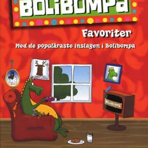 Bolibompa favoriter (DVD)