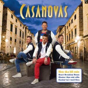 Casanovas – Hon skall bli min (CD)