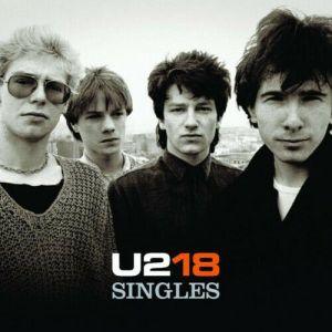 U2 – 18 singles (CD)