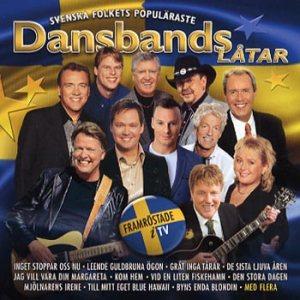 Svenska folkets populäraste dansbandslåtar (CD)