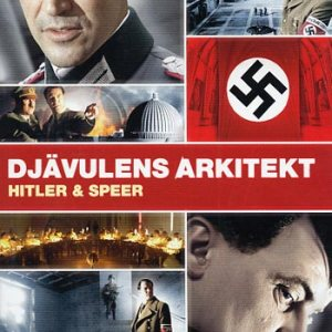 Djävulens Arkitekt (Hitler&Speer)(DVD)