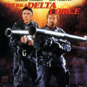 Styrka Delta Force (Chuck Norris)(DVD)