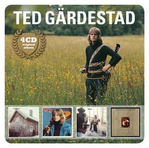 Gärdestad Ted – Original Album Ted Gärdestad(4cd)(CD)