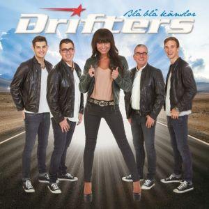 Drifters – Blå blå känslor (CD)