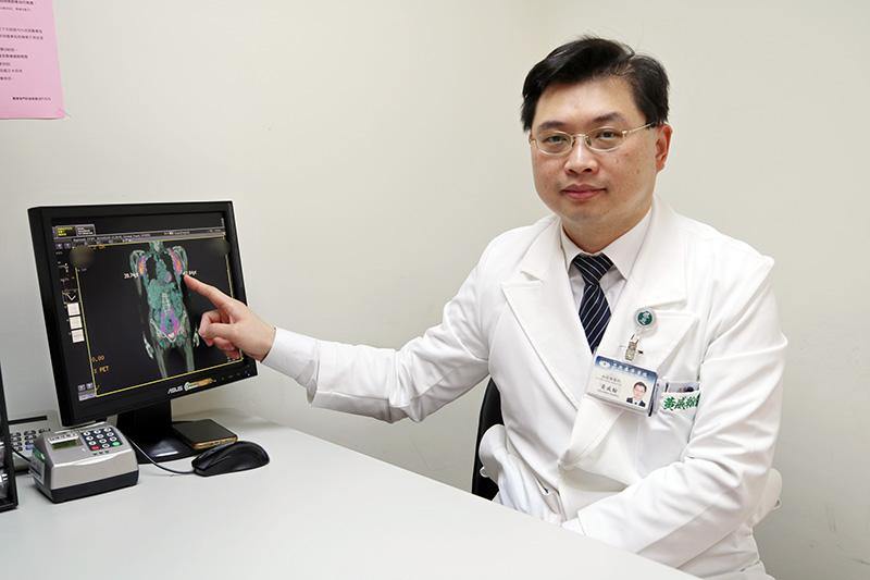 淋巴瘤復發別擔心醫療費 新型標靶藥物健保有給付