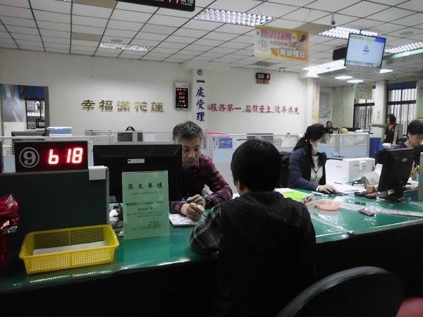 超方便 戶政事務所可以辦護照了