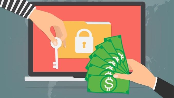 فيروس الفدية Ransomware