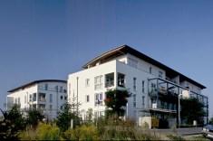 Wohnbebauung Chemnitz
